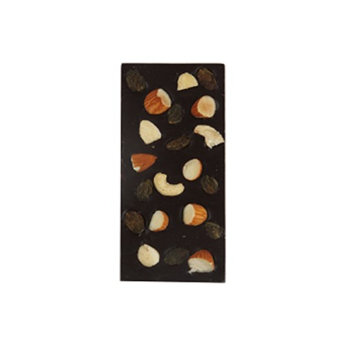 Nuts Chocolates bars
