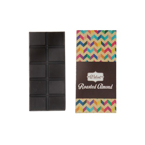 Roasted Almond Chocolate bar