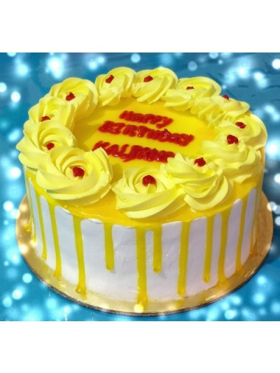Pineapple Flavoured Cake